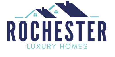 Rochester Luxury Homes and Real Estate Logo